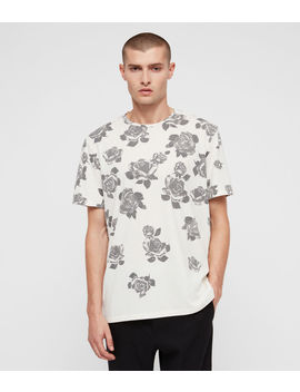 Thorn Crew T Shirt by Allsaints