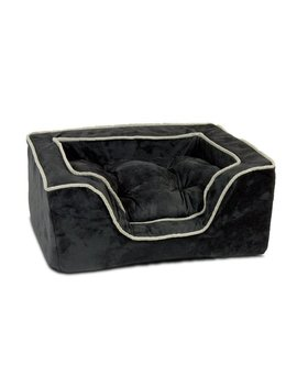 Snoozer Luxury Square Nest Dog Bed & Reviews by Snoozer Pet Products