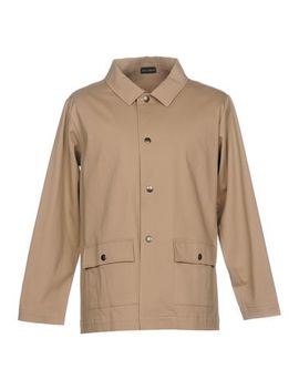 Skill Officine Full Length Jacket   Coats & Jackets by Skill Officine