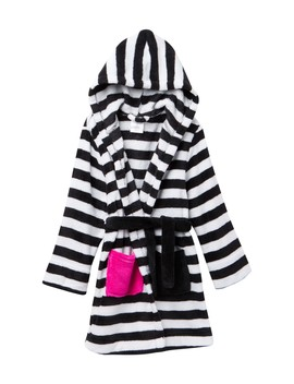 Plush Robe (Big Girls) by Dkny