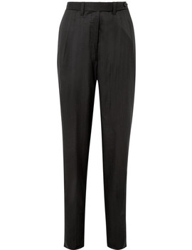 Cornelia Wool Straight Leg Pants by Giuliva Heritage Collection