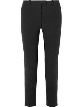 Henri Cady Straight Leg Pants by Altuzarra