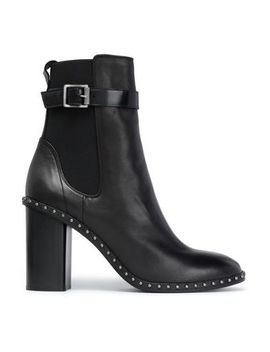 Studded Leather Ankle Boots by Rag & Bone