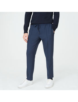 Elastic Pintuck Pant by Club Monaco