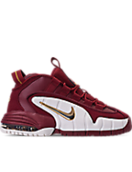 Boys' Big Kids' Nike Air Max Penny Basketball Shoes by Nike