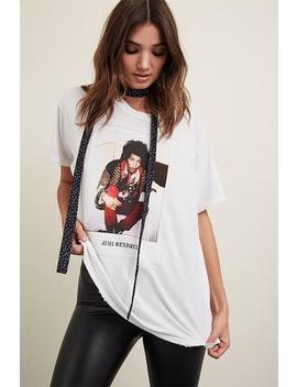 Hendrix Boyfriend Tee Hendrix Boyfriend Tee by David Lerner