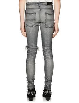 Broken Glitter Jeans by Amiri