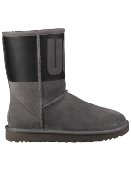 ugg-classic-short-rubber by foot-locker