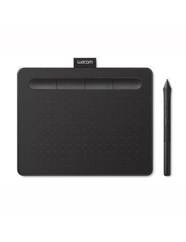 Wacom Intuos Creative Pen Tablet, Small, Black (Ctl4100), Includes Free Corel Software Download by Wacom