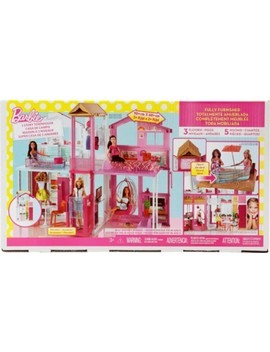 Malibu Townhouse by Barbie