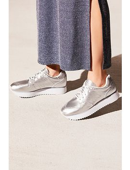 520 Mid Cut Out Trainer by Free People