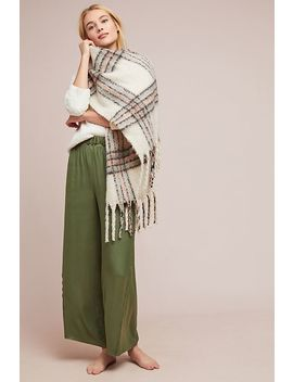 Silky Wide Leg Pants by Saturday/Sunday
