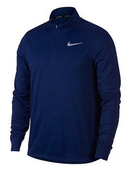Men's Pacer Dri Fit Half Zip Running Top by Nike