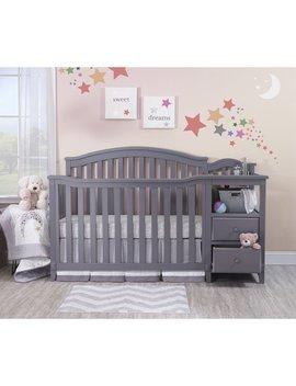 Sorelle Berkley 4 In 1 Convertible Crib And Changer & Reviews by Sorelle