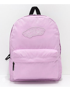 Vans Realm Orchid Bouquet Backpack by Vans