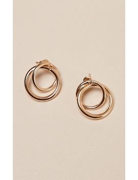 Indefinitely Earrings In Gold by Showpo Fashion