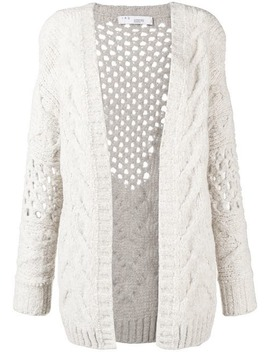 Chunky Knitted Cardigan by Iro