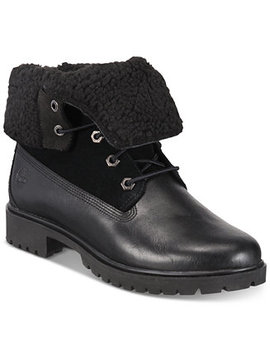 Women's Jayne Waterproof Cuffed Boots by Timberland
