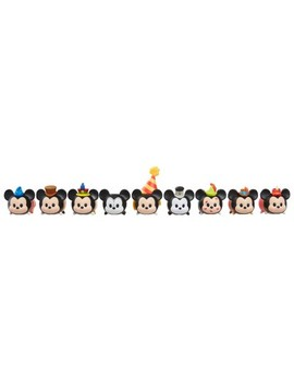 Disney Tsum Tsum 10pc   Mickey Through The Years by Disney