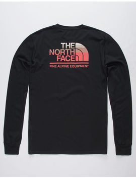 The North Face Gradient Logo Mens T Shirt by The North Face