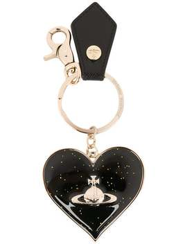 Orb Heart Keyring by Vivienne Westwood