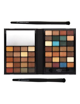 E.L.F. Cosmetics Holiday 48 Color Eyeshadow And Brush Set by E.L.F. Cosmetics