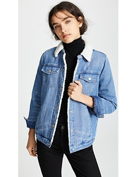 The Oversized Jean Jacket by Madewell