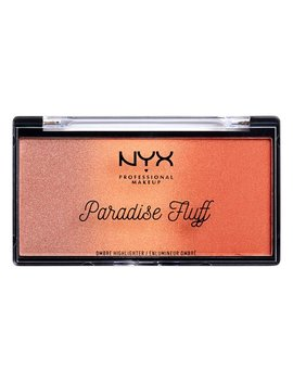 Nyx Professional Makeup Paradise Fluff Ombre Highlighter, Sweet Custard by Nyx Professional Makeup