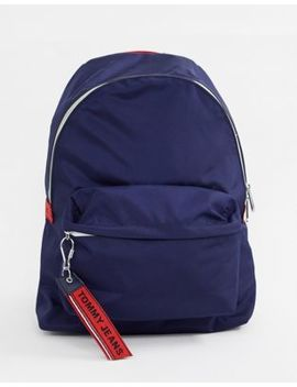 Tommy Jeans Logo Back Pack by Tommy Jeans Capsule