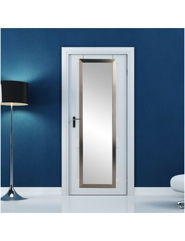 Ebern Designs Dozier Full Length Mirror by Ebern Designs