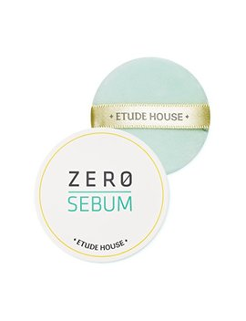 [Etude House] Zero Sebum Drying Powder   Oil Control No Sebum Powder With 80 Percents Mineral by Etude House