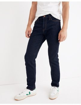 Slim Jeans In Rinse Wash by Madewell