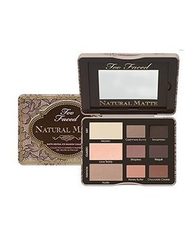 Too Faced   Natural Matte Matte Neutral Eye Shadow Collection by Too Faced