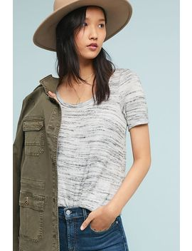 Elle Space Dyed Top by Pure + Good