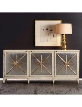 """Hooker Furniture Melange Tv Stand For T Vs Up To 78"""" & Reviews by Hooker Furniture"""