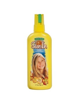 Sun In Lemon Fresh Hair Lightener   4.7 Fl Oz by Sun In