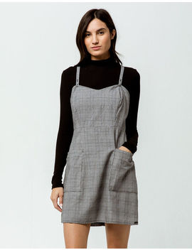 Volcom Ur A Plaid Girl Dress by Volcom