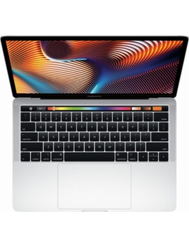 """Mac Book Pro   13"""" Display With Touch Bar   Intel Core I5   16 Gb Memory   512 Gb Ssd (Latest Model)   Silver by Apple"""
