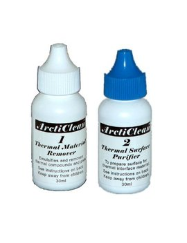 Arcti Clean 60ml Kit (Includes 30ml Arcti Clean 1 And 30ml Arcti Clean 2) by Arcti Clean