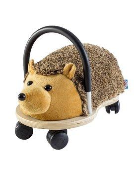Prince Lionheart Wheely Bug Plush Toy, Hedgehog, Small by Prince Lionheart