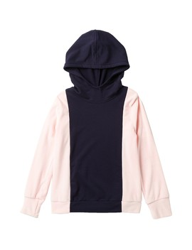 Hooded Lounge Pullover Sweater (Little Girls & Big Girls) by Z By Zella
