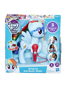 My Little Pony  Singing Rainbow Dash My Little Pony  Singing Rainbow Dash by My Little Pony