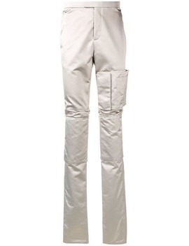 Mid Rise Trousers by Raf Simons