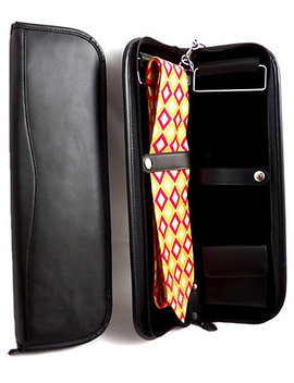 Bey Berk Leather Travel Tie Case by Bey Berk