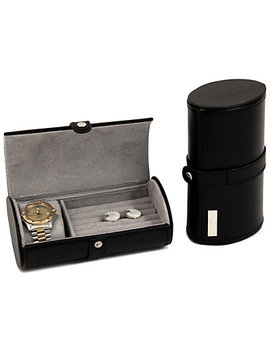 Bey Berk Watch & Cufflink Travel Case by Bey Berk