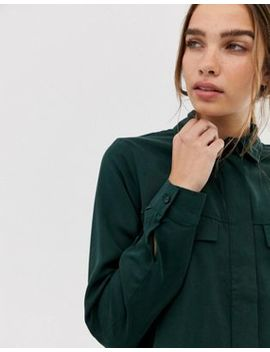 Selected Femme Tencel Shirt by Selected