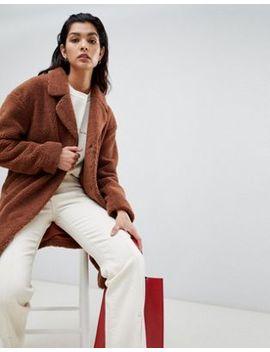 Oversize пальто Vila by Asos