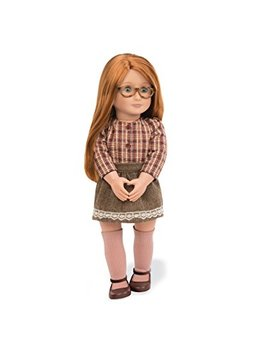 Our Generation 70.31078 April Doll, Multi Coloured, 18 Inch / 46 Cm by Our Generation