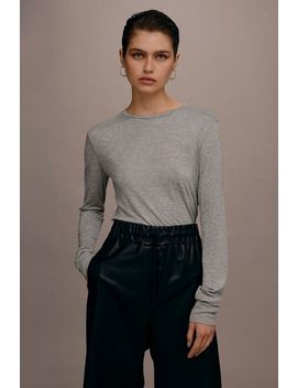 **Lyocell Rib Knit By Boutique by Topshop