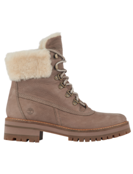 "Timberland Courmayeur 6"" Shearling Boots by Foot Locker"